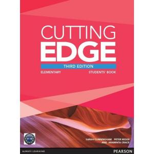 Cutting Edge 3rd Edition Elementary. Podręcznik + DVD