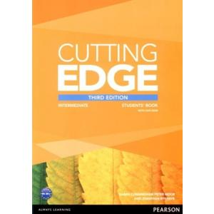 Cutting Edge 3rd Edition Intermediate. Podręcznik + DVD