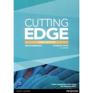 Cutting Edge 3rd Edition Pre-Intermediate. Podręcznik + DVD