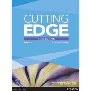 Cutting Edge New Edition Starter. Podręcznik + DVD