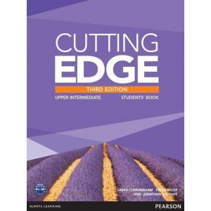 Cutting Edge 3rd Edition Upper Intermediate. Podręcznik + DVD