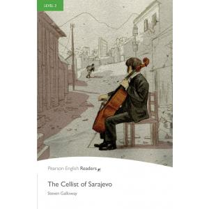 The Cellist of Sarajevo + CD. Pearson English Readers