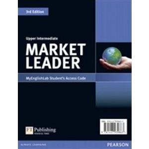 Market Leader 3ed Upper-Intermediate MyEngLab Student Access Card
