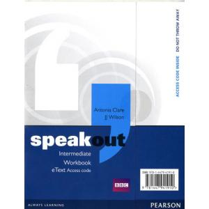 Speakout Intermediate Workbook eText Access Code