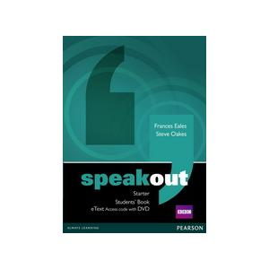 Speakout Starter. Students' Book eText AccessCard + DVD