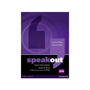 Speakout Upper Intermediate. Students' Book eText AccessCard + DVD