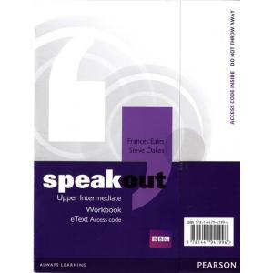 Speakout Upper Intermediate. Workbook eText AccessCard