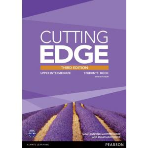 Cutting Edge 3rd Edition Upper Intermediate. Podręcznik + DVD