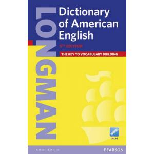 Longman Dictionary Of American English + online Access