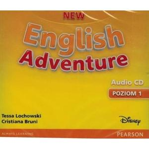 New English Adventure 1. CD do Podręcznika