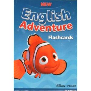 New English Adventure 1. Flashcards