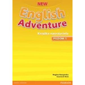 New English Adventure 1. Książka Nauczyciela