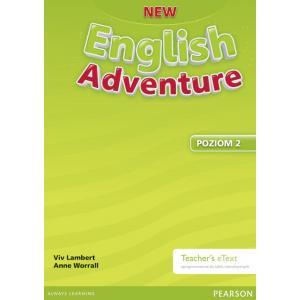 English Adventure 2. Oprogramowanie do Tablicy Interaktywnej. Wersja do Podręcznika Wieloletniego