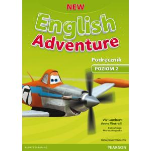 New English Adventure 2. Podręcznik Wieloletni