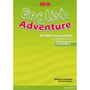New English Adventure 2. Książka Nauczyciela (Do Wersji Wieloletniej)