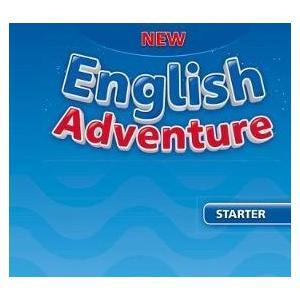 English Adventure Starter. Oprogramowanie Do Tablic Interaktywnych