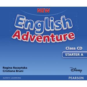 New English Adventure Starter. CD do Podręcznika