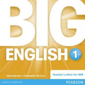 Big English 1 Teacher's eText CDR