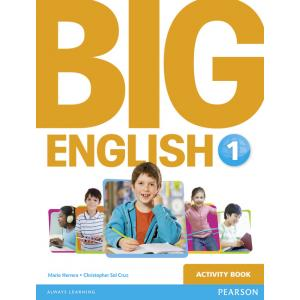 Big English 1. Ćwiczenia