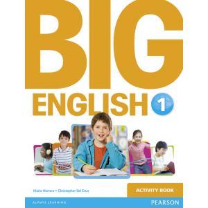 Big English 1. Ćwiczenia