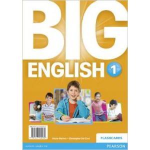 Big English 1. Karty Obrazkowe