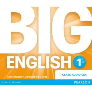 Big English 1. CD do Podręcznika