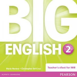 Big English 2. Oprogramowanie Tablicy Interaktywnej