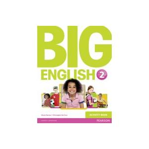 Big English 2. Ćwiczenia