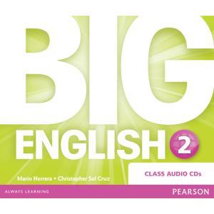 Big English 2. CD do Podręcznika