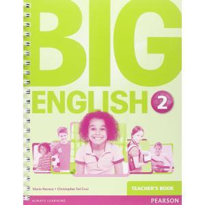 Big English 2. Książka Nauczyciela