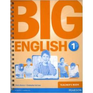 Big English 1. Książka Nauczyciela