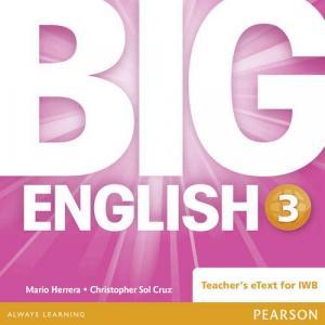 Big English 3. Oprogramowanie Tablicy Interaktywnej