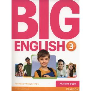 Big English 3. Ćwiczenia