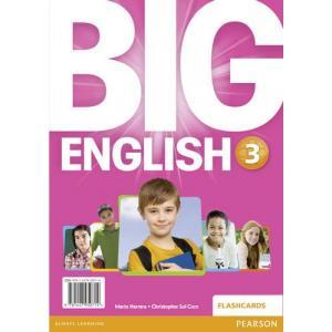 Big English 3. Flashcards