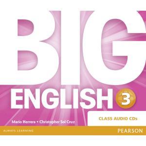 Big English 3. CD do Podręcznika