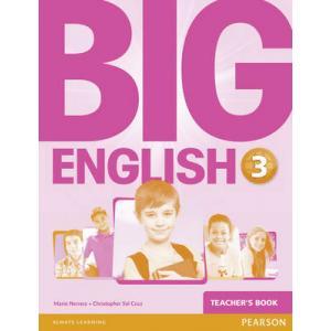 Big English 3. Książka Nauczyciela
