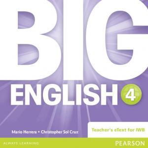 Big English 4. Oprogramowanie Tablicy Interaktywnej