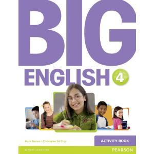 Big English 4. Ćwiczenia