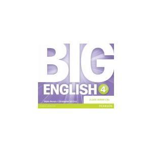 Big English 4. CD do Podręcznika