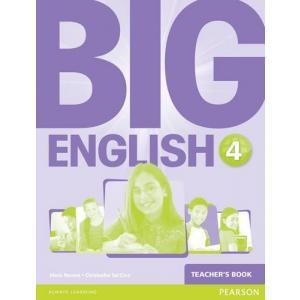 Big English 4. Książka Nauczyciela