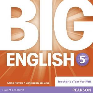 Big English 5. Oprogramowanie Tablicy Interaktywnej