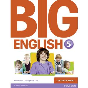 Big English 5. Ćwiczenia