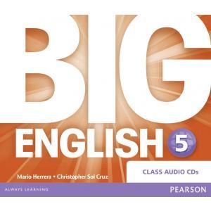 Big English 5. CD do Podręcznika