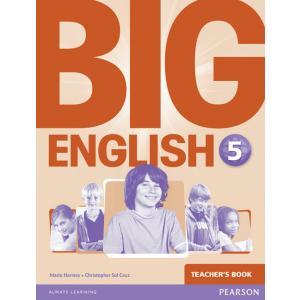 Big English 5. Książka Nauczyciela