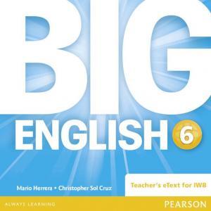 Big English 6. Oprogramowanie Tablicy Interaktywnej
