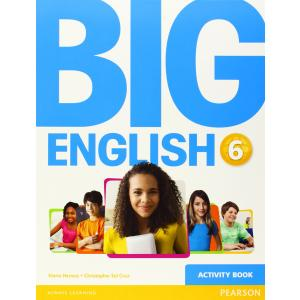 Big English 6. Ćwiczenia