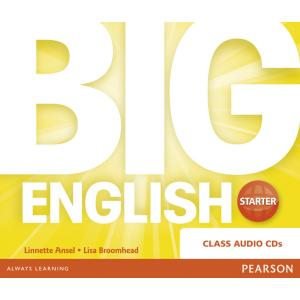 Big English Starter. CD do Podręcznika