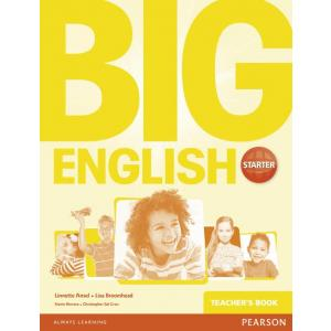 Big English Starter. Książka Nauczyciela