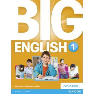 Big English 1. Podręcznik