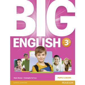 Big English 3. Podręcznik